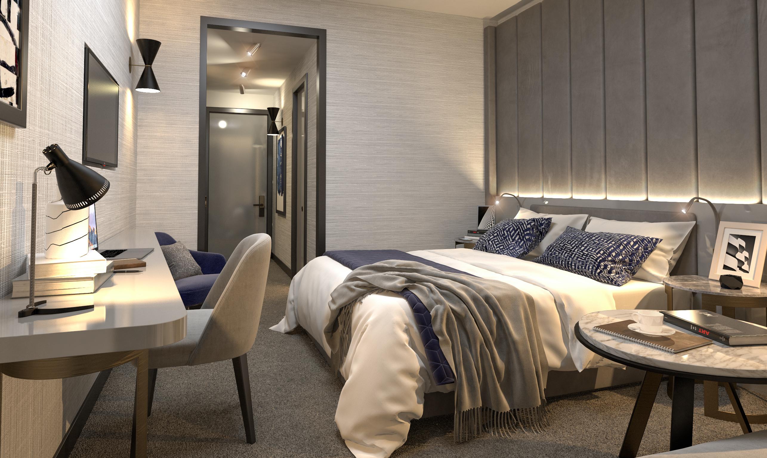 Hotel londra ciani arredamenti for Ciani arredamenti