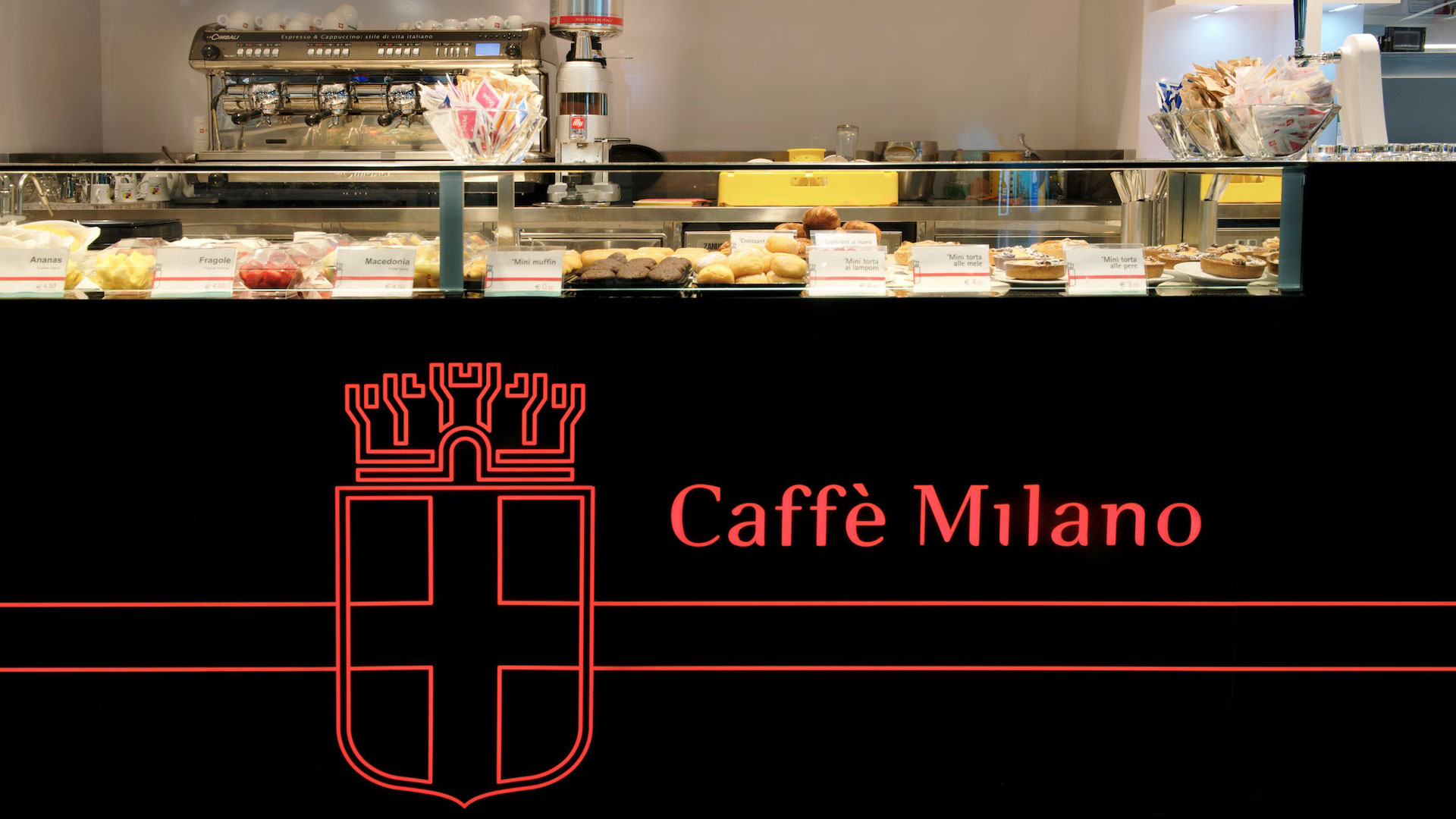 Caff milano ciani arredamenti for Ciani arredamenti